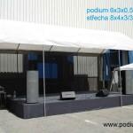 podium 6x3