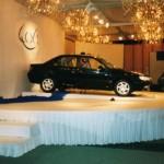 podium Peugeot