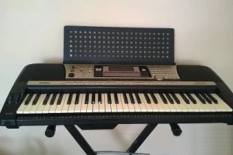 keyboard yamaha psr 740 um leck agentura thomas s r o. Black Bedroom Furniture Sets. Home Design Ideas